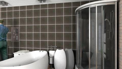 Bath Room 4 - Classic - by ben ben