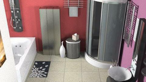 Baño - Minimal - Bathroom  - by belta