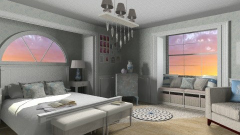 Cape Cod Cool - Country - Bedroom  - by xoxfranklinxox