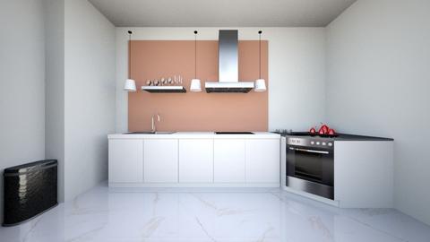 My Kitchen - Kitchen  - by DomondG