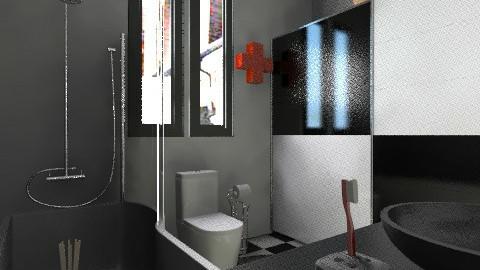 TTwc - Eclectic - Bathroom  - by mrschicken
