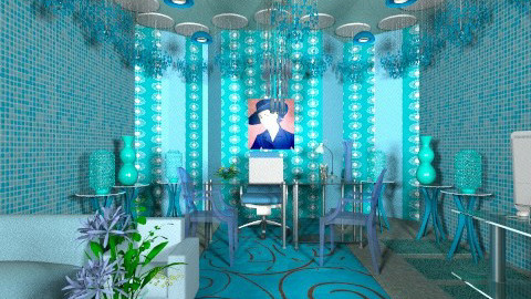 Queen of the Ocean Office - Classic - Office  - by user_4969108