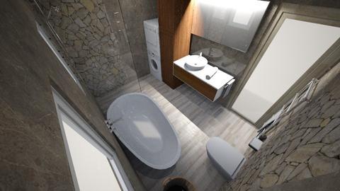 kupelna - Bathroom - by kristinabaranova