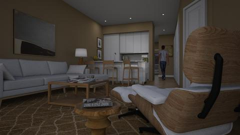 1 Bedroom Condo Living - by Valentinapenta