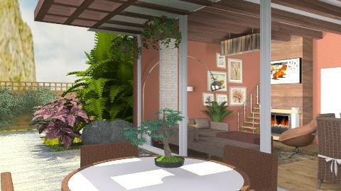 gardenview - Modern - Garden - by KittiFarkas