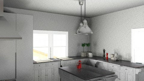 Hagen 19_1-abolut nyast - Country - Kitchen  - by fruaman