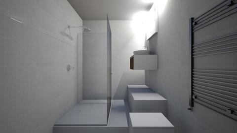 LAZIENKA_2 - Bathroom - by neertoon