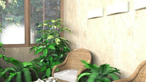 Mini Garden - Country - Garden  - by darcella