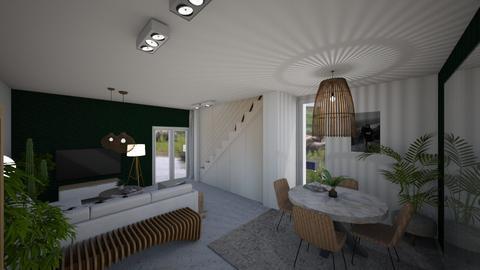 Dagmar 7 - Kitchen  - by valerietegenbos