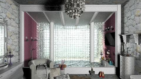 bhu - Eclectic - Bathroom  - by Glendyx