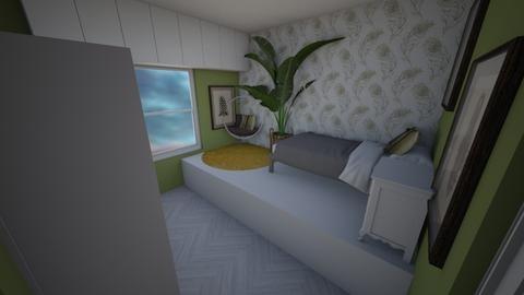 Small Bedroom 14 - Bedroom  - by Khayla Simpson