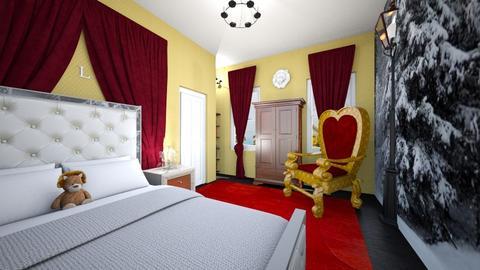 Narnia Themed Bedroom - Kids room - by SammyJPili