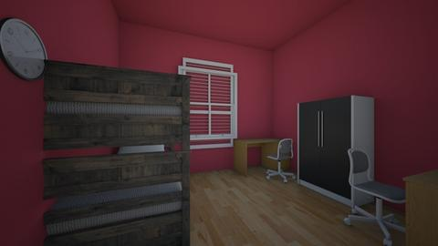 my room - Classic - Kids room - by queenqlery