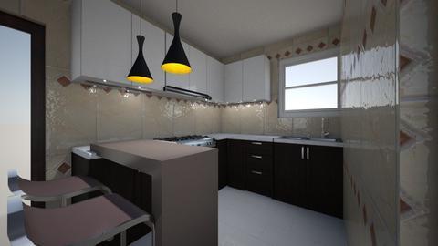 oge village kitchen 1 - Kitchen - by jfx