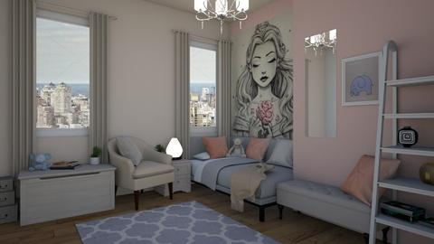 Princess Room - Kids room  - by Loca910