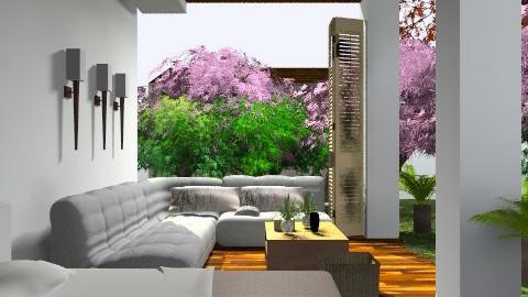 vista - Modern - Bedroom  - by minerva8a