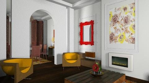so what - Eclectic - Living room  - by mrschicken