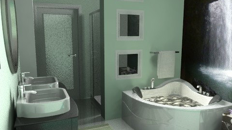 Bathroom - Classic - Bathroom  - by Open Spaces