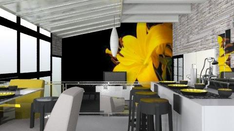 A City Room 4 You~V2 - Modern - by Adrienne Danyel