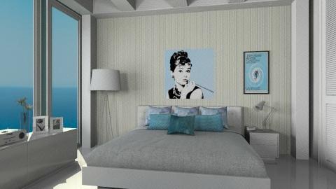 Jonah - Modern - Bedroom  - by deleted_1566988695_Saharasaraharas