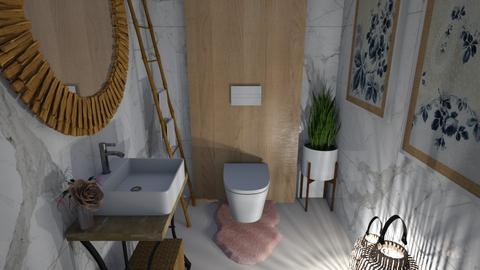 toilet - by snjeskasmjeska