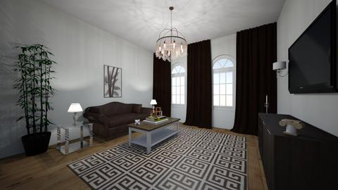 greek style - Modern - Living room  - by demi05