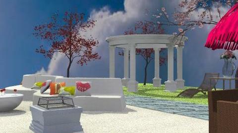 Summertime - Modern - Garden  - by hunny