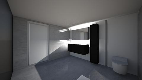 Bathroom test - Bathroom  - by u0105427