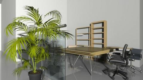 Business Lobby - Modern - Office - by Sandeep Kondana