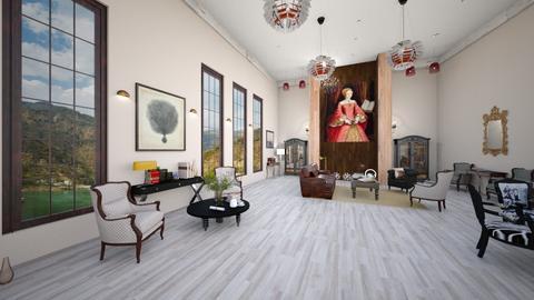 iooiphopred - Modern - Dining room  - by neumediadesigns