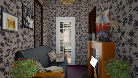 Paris room - Classic - Living room  - by Nan
