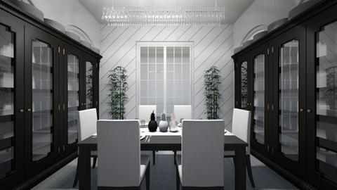 ThePerfectCombo - Dining room - by AngelicT