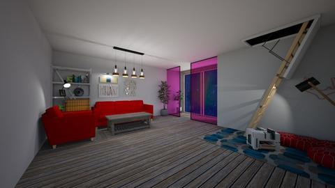 my room  - by niok