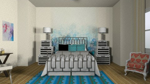 Bedroom - Eclectic - Bedroom - by hunny