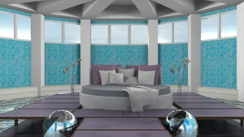 Bedroom or... - Modern - Bedroom - by Your well wisher
