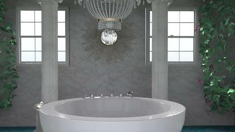 Inside: Celeb Bathroom - Glamour - Bathroom - by beckieh06