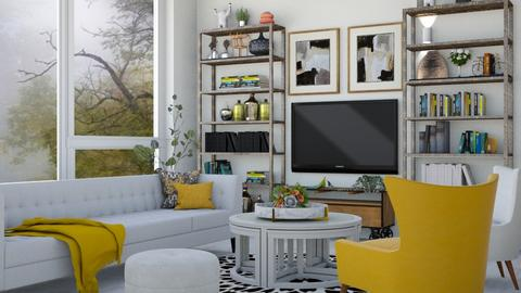 M_ WY - Living room  - by milyca8
