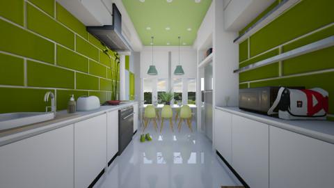 my love kitchen 3 - Kitchen  - by Evangeline_The_Unicorn