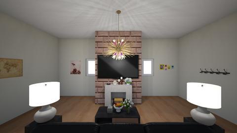 Modern Living Room - Modern - Living room  - by Charginghawks