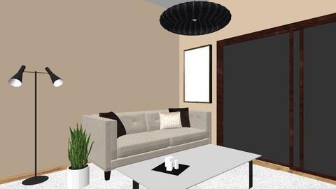 Living room - Modern - Living room  - by skrynerx