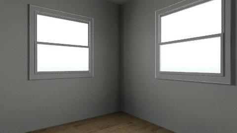 The Barn - Bedroom - by DearDesigner