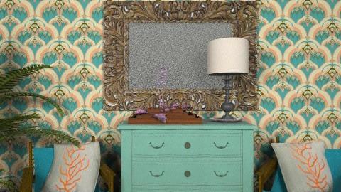 Snapshot Hallway II - Eclectic - by hunny