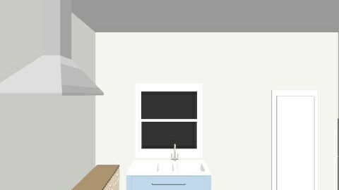 Kitchen 1 - Minimal - Kitchen - by deantan
