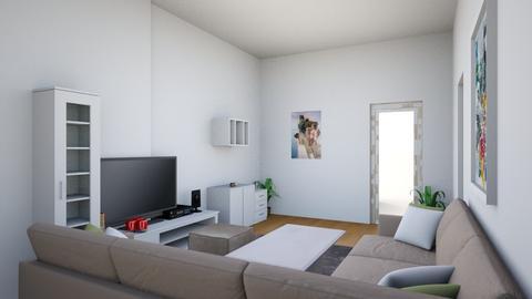 living room 5 - Modern - Living room  - by cinda1