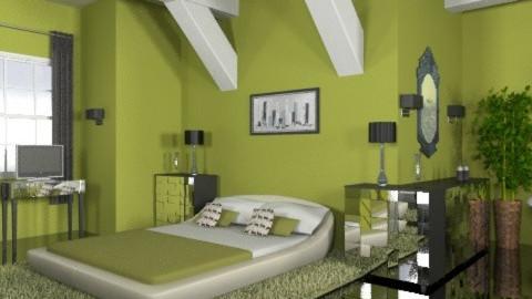 tarragon - Modern - Bedroom  - by trees designs