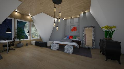 Attic Bed Contest - by lusfale