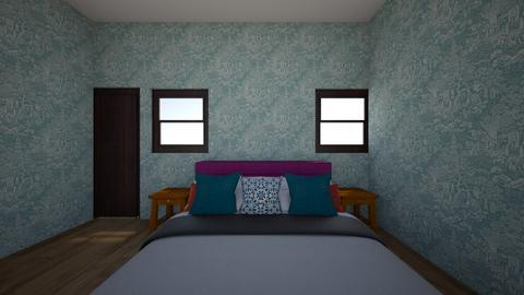 Interior Design - Modern - Bedroom  - by anastasia_sproat