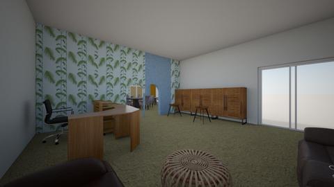 COCINA EXAMEN - Office  - by UCUENCA333