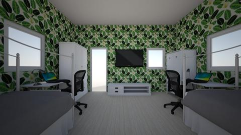 kamar ariqa6 - Bedroom  - by firdaus123