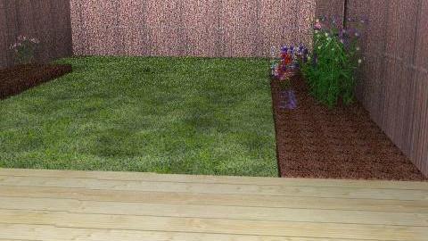 Backyard - Classic - Garden - by CamillaShea